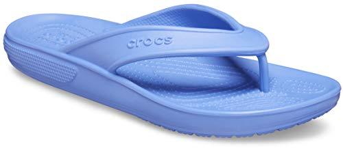 Crocs Classic II Flip, Chanclas Unisex Adulto, Lapis, 42 EU