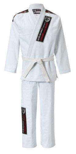 Okami Fight Gear Brazilian Jiu Jitsu Traje Completo de Artes Marciales para Hombre