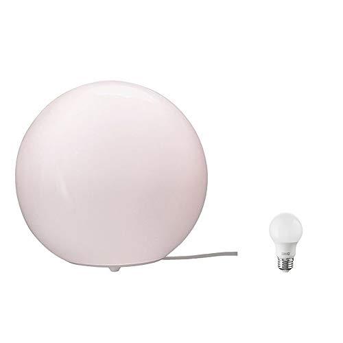 IKEA - FADO Table Lamp, White + E26 bulb