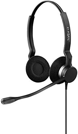 lowest Jabra high quality Biz outlet sale 2300 USB-C UC Duo Wired Headset sale