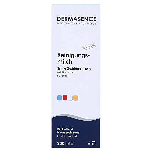 Dermasence Reinigungsmilch, 200 ml