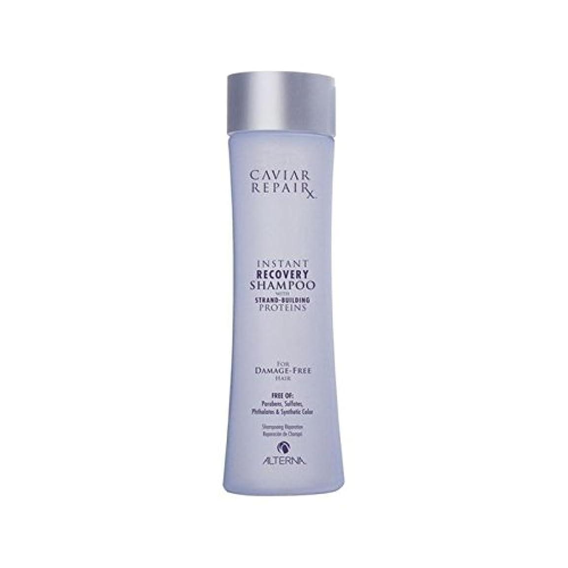 気取らない荒れ地シーズンAlterna Caviar Repairx Instant Recovery Shampoo 250ml - オルタナキャビアインスタントリカバリシャンプー250 [並行輸入品]