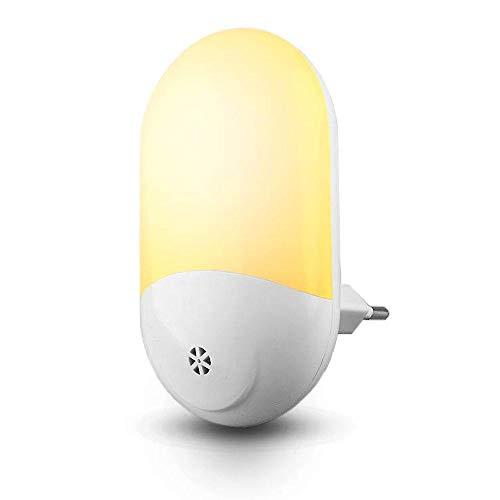 Kids Wandlamp Kinderen Verlichting Warm Licht Borstvoeding Lamp Sensor Controle Nachtlampje Motion Sensor Nachtlampje Plug In Nachtlampje