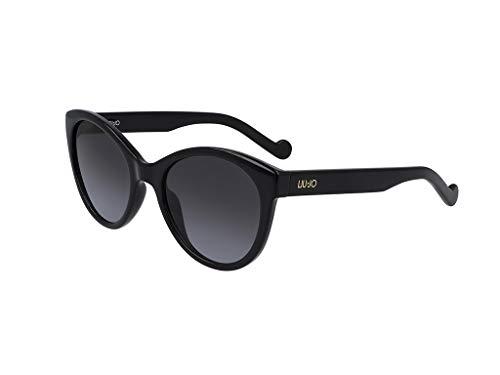 Liu Jo - Gafas de sol unisex para adulto LJ711S Negro 53 cm