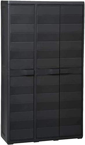 Storage Cabinets with Doors and Adjustable Shelving Cabinet for Garage Office Classroom Kitchen Pantry 38.2