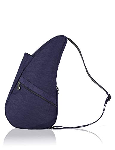 Healthy Back Bag - Textured Nylon S - With Tech Pocket - Blue Night - Style: 6303-BN
