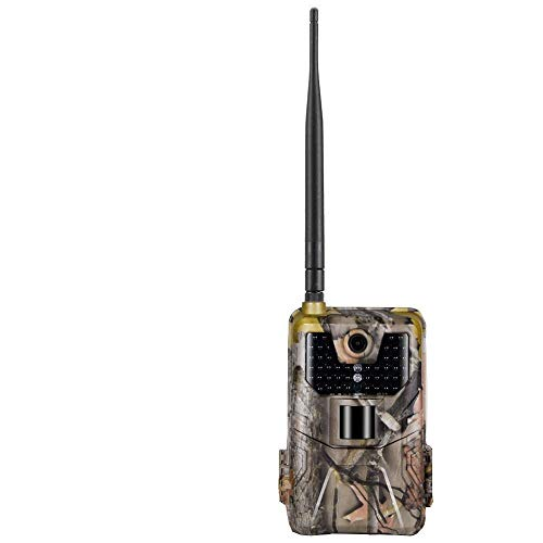 Wildkamera 20MP 1080P Wildlife Trail Kamera Cellular Nachtsicht 2G SMS MMS SMTP E-Mail-Wireless-Jagd-Kameras HC900M Surveillance