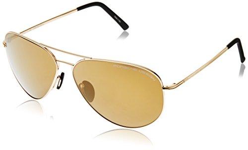 Porsche Design Unisex-Erwachsene Sonnenbrillen P8508, E, 60