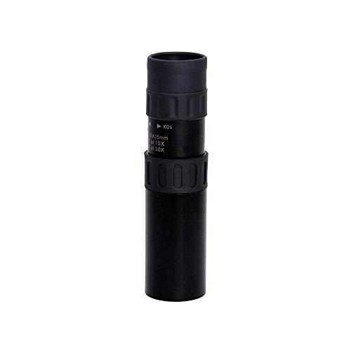 J-Love Telescopio Monocular HD Focal Ajustable 1030 * 25 Zoom Telescopio Herramientas Bolsillo Extensibles Alta resolución