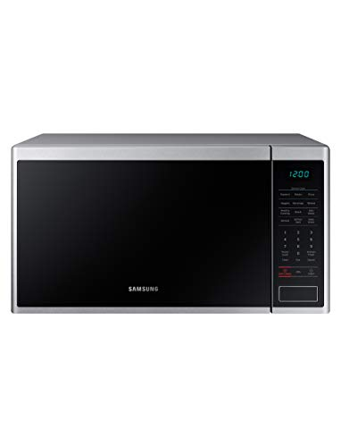 Samsung MS14K6000AS/AA MS14K6000 speed-cooking-microwave-ovens, 1.4 cu. ft, Stainless Steel