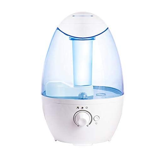 Amazon Com Ultrasonic Cool Mist Humidifier Best Air Humidifiers