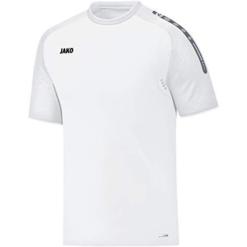 JAKO Herren T-Shirt Champ, weiß, 3XL