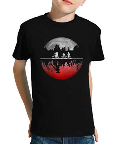 Camiseta de NIÑOS Stranger Things Once Series Retro 80