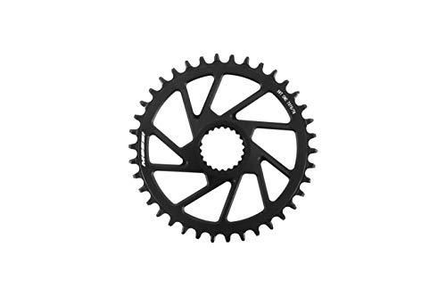 Massi Plato Dientes 12 velocidades Shimano 32T, Negro, 32 T