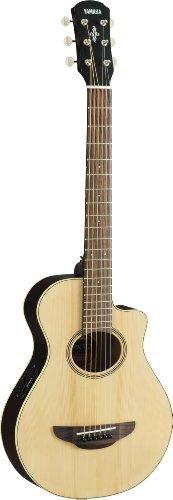 ヤマハ YAMAHA ギター トラベラーエレクトリックアコースティックギター APXT2 NT 小型ながら本格的なサウンド ソフトケース付属 ヤマハ独自のピックアップシステム「A.R.T.」を搭載