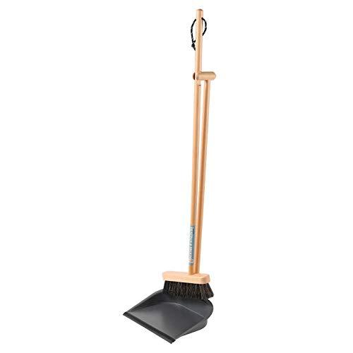 ダルトン Dustpan & broom 水場使用OK 塵取り+デッキブラシ H20-0183 Gray