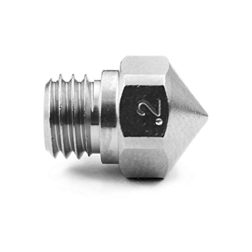 micro swiss M2557-04 Nozzle for MK10 0.4 mm Upgrade Kit All Metal Hot end