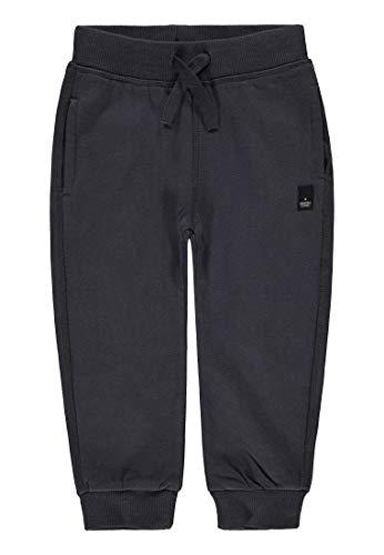 Kanz Jogginghose Pantaloni, Grigio (Asphalt|Gray 1005), 92 cm Bambino