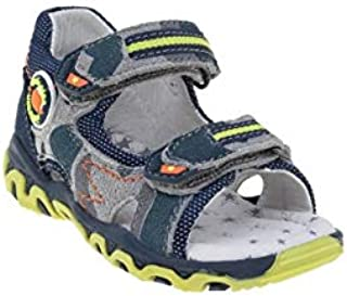 elefanten Boys - Toddler Stars Open Toe Sandals - Straps for Optimal Fit of The Foot, Durable, and Stylish - for Everyday Activities
