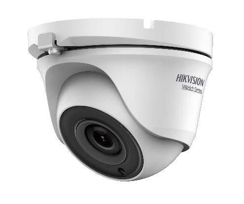 Hikvision HiWatch Series HWT-T120-M(2.8mm) HD TVI Turret Kamera Überwachungskamera 2MP deutsche Version