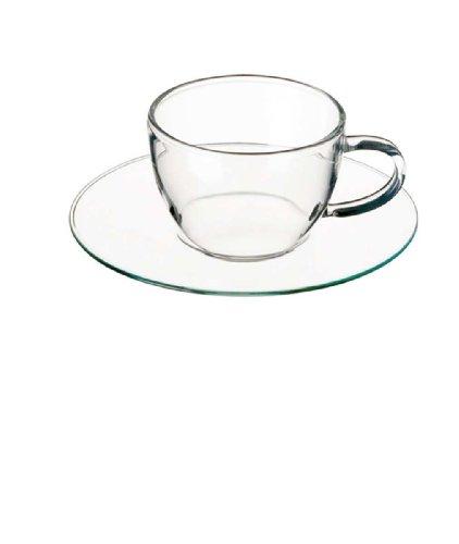 Bohemia Cristal Piccolo 093/006/028 Set 4 tazzine da caffè 100 ml