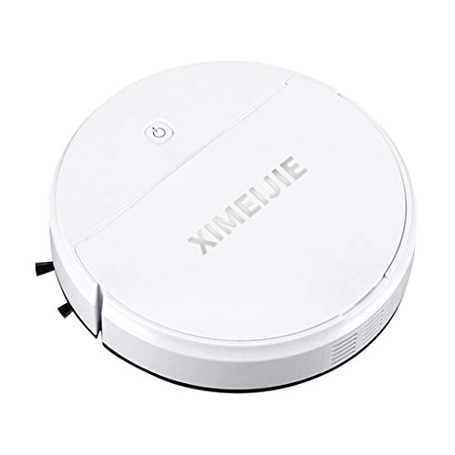 Great Price! Lingery Automatic Robot Vacuum Cleaner, Robotic Vacuum Cleaner Intelligent Sweeping Mop...