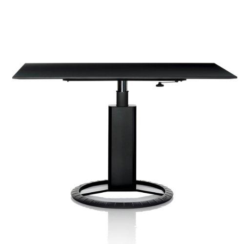 Magis - 360° Tisch, 140 x 90 cm, schwarz