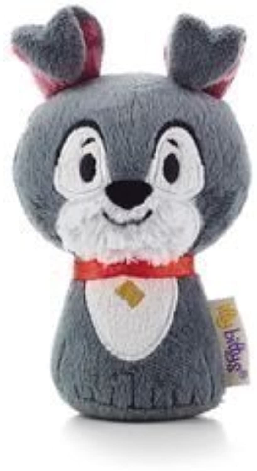 Hallmark Itty Bitty's Limited Edition Tramp From Disney's Lady and the Tramp by Itty Bittys