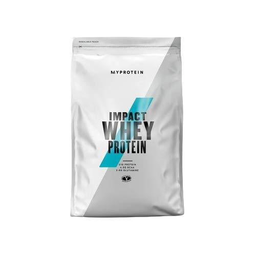 Myprotein Impact Whey Protein del Siero - Confezione da 2500 gr