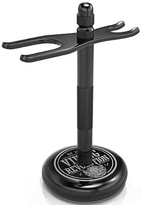 Black Safety Razor Stand