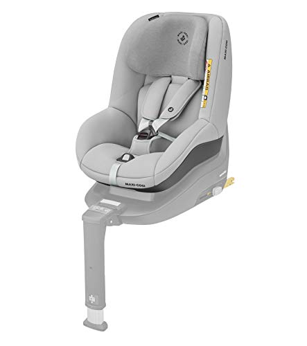 Maxi-Cosi 8796510110 Pearl Smart Kindersitz - rückwärts & vorwärtsgerichtetes Fahren, grau