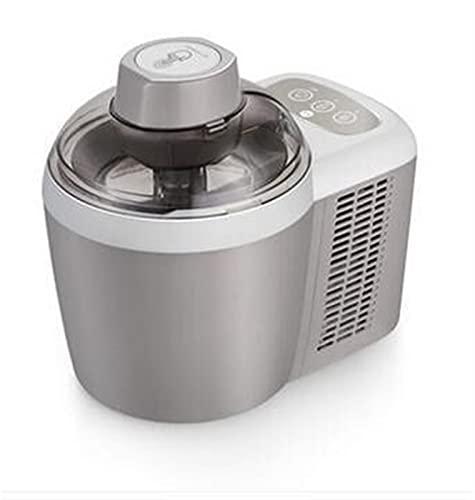 Maquina para Hacer Nieve y Helados en Casa Máquinas para hacer hielo encimera, 40Kg de hielo / H 24 2-en-1 Fábrica de hielo y trituradora de hielo automático eléctrico portátil para Restaurantes Bares