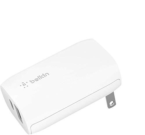 Belkin USB充電器 iPhone / iPad / Androidスマホ各種対応 USB-C 18W USB-A 12W 急速充電 BOOST CHARGE F7U097dqWHT-A