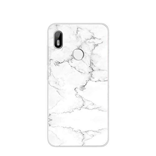 ZJHHH Handy-Schutzhülle Farbiger Marmor Für BQ Aquaris U2 CU X5 V VS X2 X Plus Lite Pro E5 s M5 M5.5 M4.5 E4.5 Weiche Klare TPU-Abdeckung Phone Cases-Für Aquaris U Lite-2