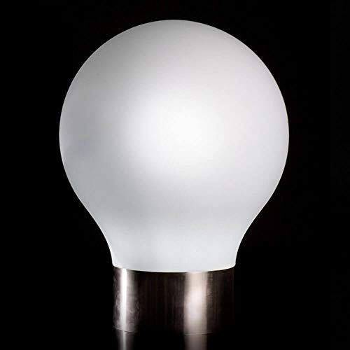 Vondom Second Light lampe de sol diam.75 cm LED blanche lumineuse