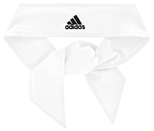 adidas Tennis Tie Band, White/Black