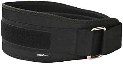 fitness gym belts weightlifting belt 130 cm black color