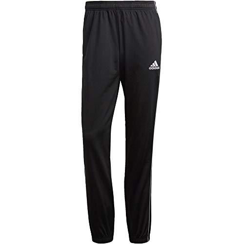 adidas CORE18 PES PNT Pantalones de Deporte, Hombre, Negro/Blanco, 2XL