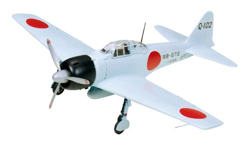 Tamiya Models Mitsubishi A6M3 Zero Fighter Model Kit