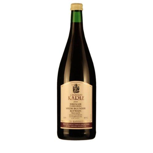 Weingut Gerhard Karle 2018 Spätburgunder trocken Baden Ihringer Fohrenberg Dt. Qualitätswein 1.00 Liter