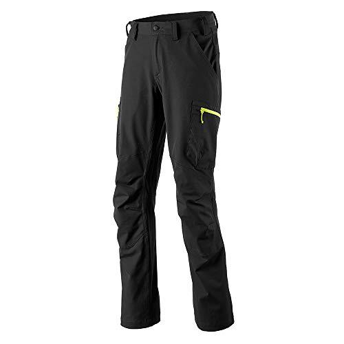 Haix Active Pro Pants Black Leichte Funktionshose mit Taschen in sportlicher Optik.