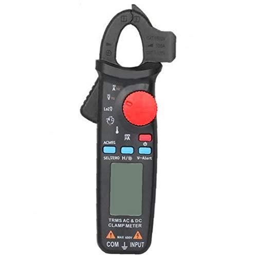 AC/DC Ohm Volt Amp and Diode Voltage Tester Meter Digital Multimeter Multi Tester Voltmeter Ammeter Ohmmeter Black