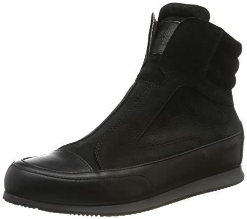 Candice Cooper Chula, Zapatos de Cordones Derby para Mujer, (Negro 000), 40 EU