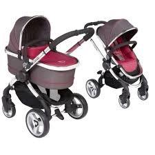 iCandy Peach 2Berry Bon Bon mit Babytragetasche