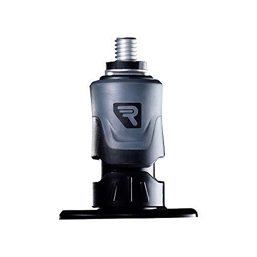 Rycote PCS-ORGANIZER Schnellbefestigung (RYC185800), 3/8-Zoll, Montage auf flachen Oberflächen, erschütterungsdämpfende Mikrofonhalterung, Windschutz, Tontechniker, Professional Connection System