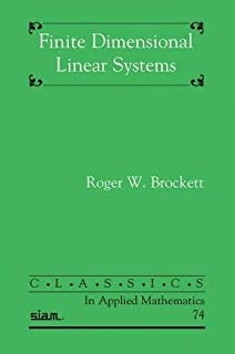 Finite Dimensional Linear Systems