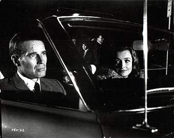 Charlton Heston - Authentic 10x8 Original Still Movie Philadelphia Don't miss the campaign Mall