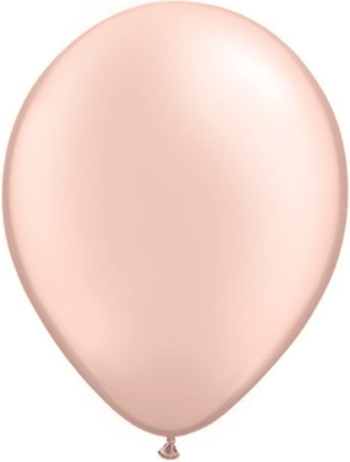 comprar mejor Pearl Pearl Pearl Peach 11 Qualatex Latex Balloons x 25 by Pearlised Solid Colour 30 Latex  comprar marca