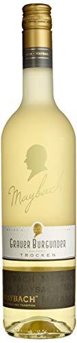 Maybach Grauer Burgunder QbA trocken (1 x 0.75 l)