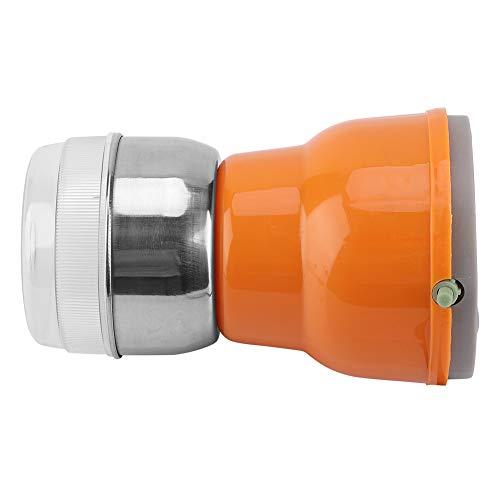 ciciglow Molinillo de café eléctrico, Molinillo de café en Grano con Potente Motor portátil Adecuado para Granos de café, Especias, Hierbas